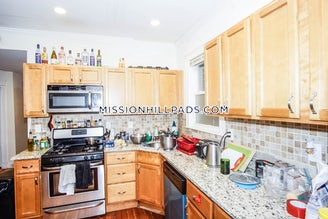 Calumet St., BOSTON - MISSION HILL