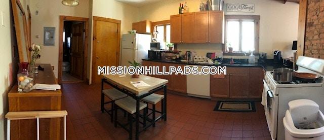 Sachem St. BOSTON - MISSION HILL