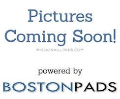 Huntington Ave., BOSTON - MISSION HILL