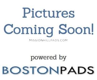 Huntington Ave. BOSTON - MISSION HILL