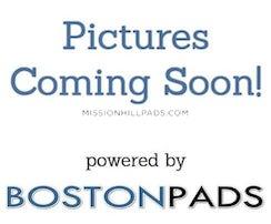 South Huntington Ave., BOSTON - MISSION HILL