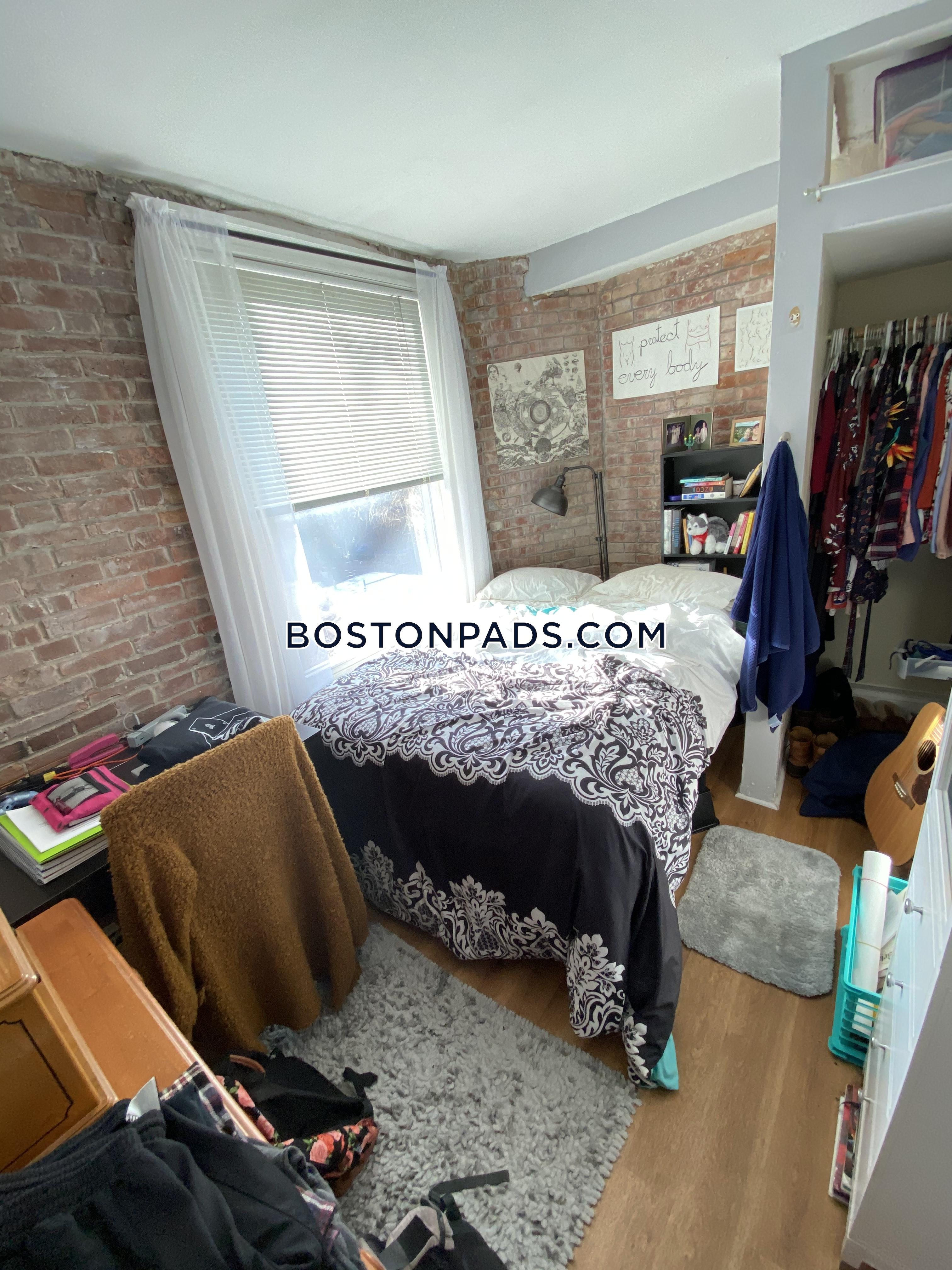 Hammond St. Boston