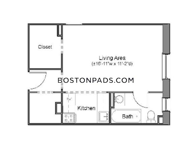 Boston - $2,150 /mo