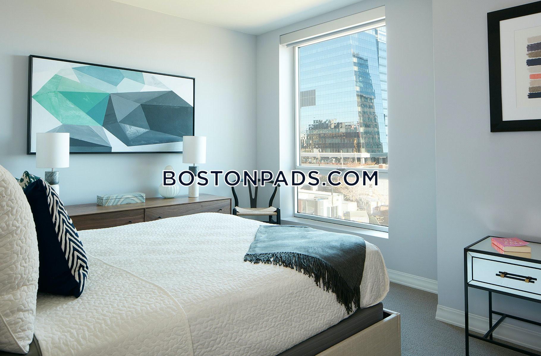 Seaport Boulevard Boston