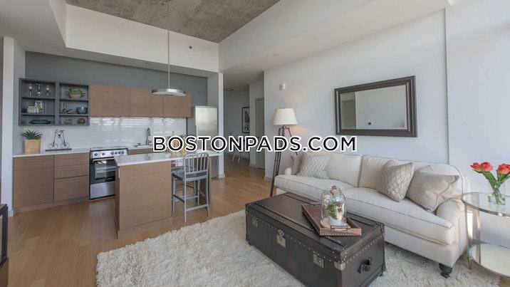 A St. Boston