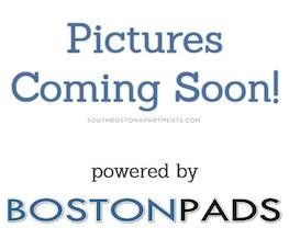 BOSTON - SOUTH BOSTON - WEST SIDE