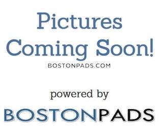 Staniford St. BOSTON - WEST END