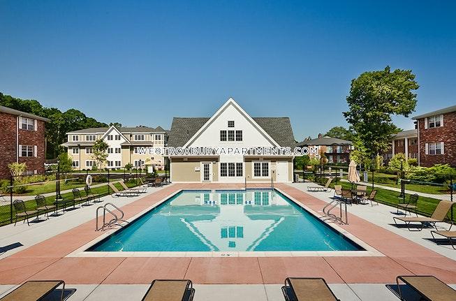 BOSTON - WEST ROXBURY - $2,050 /mo