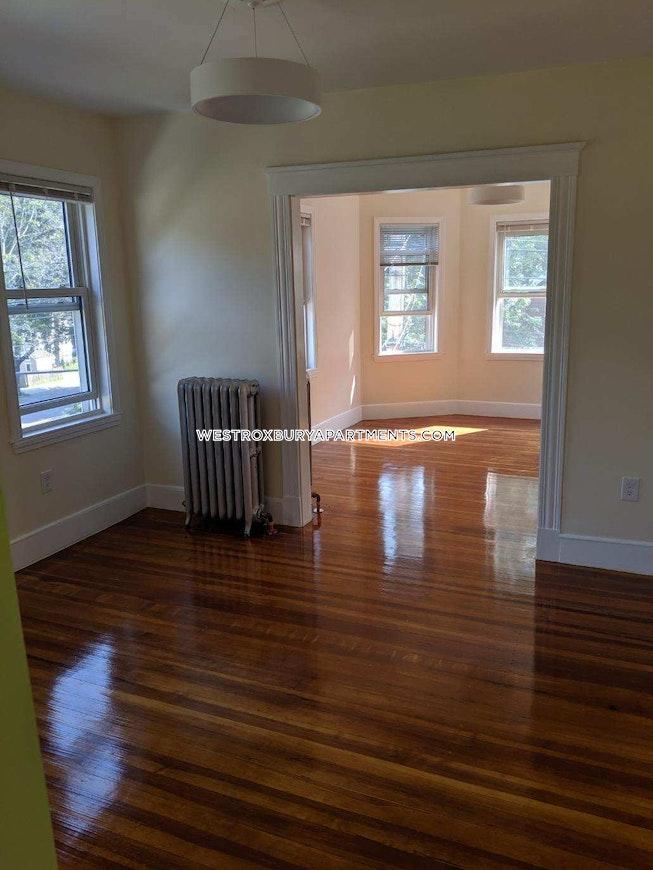 BOSTON - WEST ROXBURY - $2,100 /mo