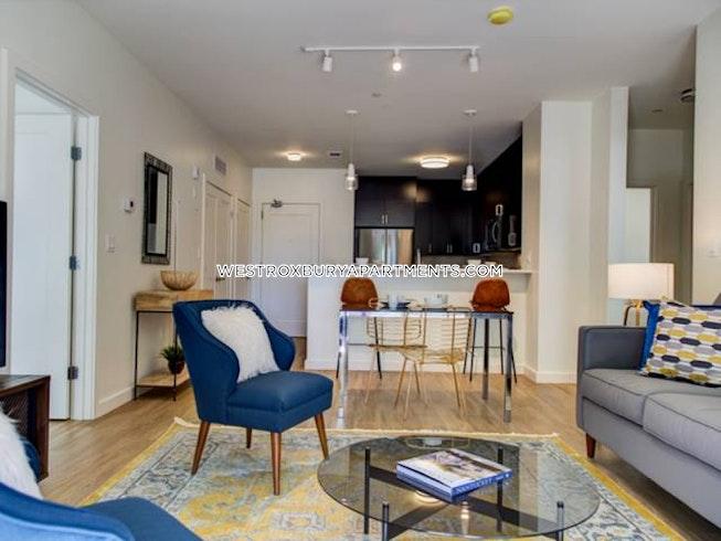 BOSTON - WEST ROXBURY - $2,800 /mo