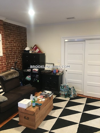 BROOKLINE- WASHINGTON SQUARE - $6,500