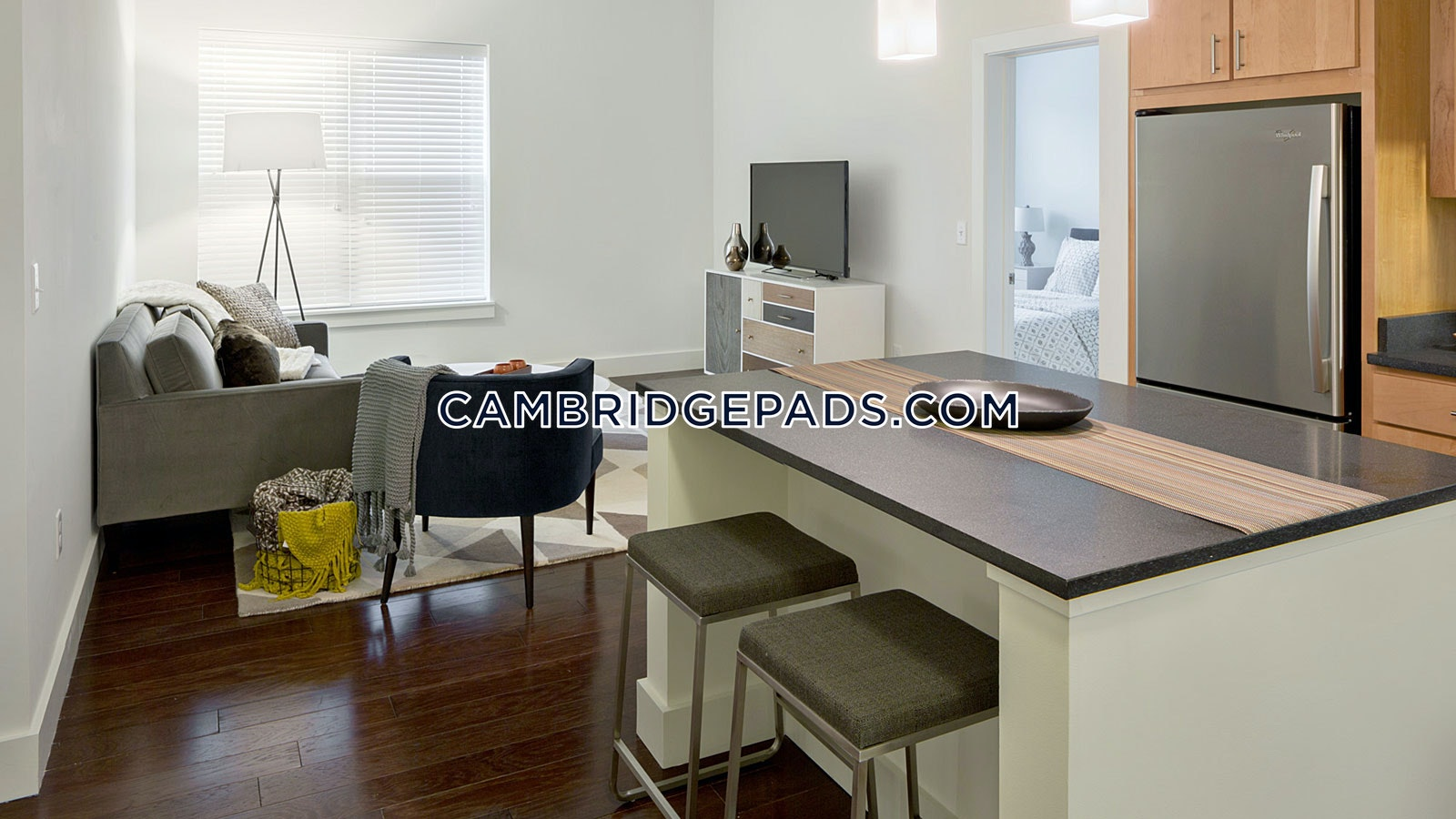 CAMBRIDGE - ALEWIFE - $2,268