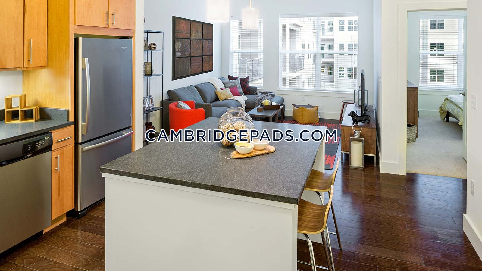 CAMBRIDGE - ALEWIFE - $3,381