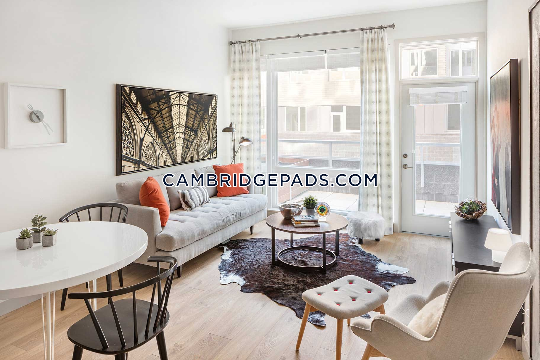 CAMBRIDGE - ALEWIFE - $3,855