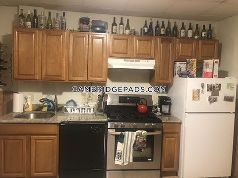 CAMBRIDGE- EAST CAMBRIDGE - $3,250
