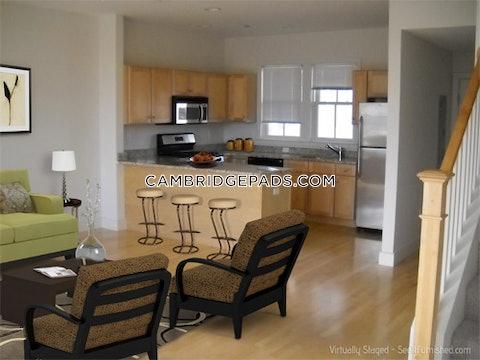 CAMBRIDGE- EAST CAMBRIDGE - $3,525