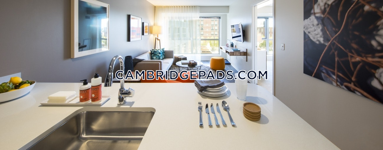 CAMBRIDGE- EAST CAMBRIDGE - $2,620