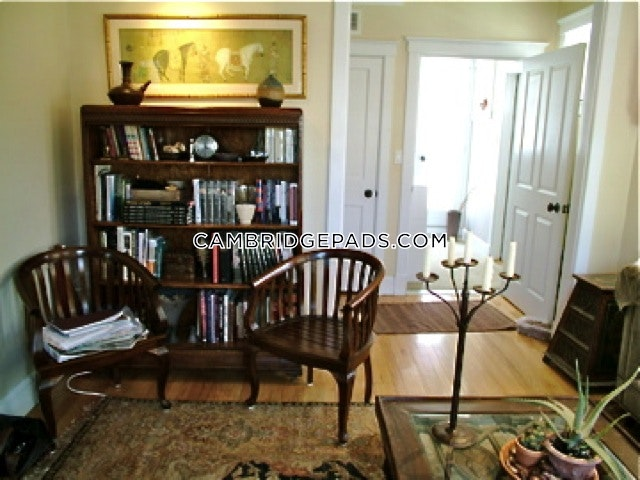 CAMBRIDGE - HARVARD SQUARE - $3,950