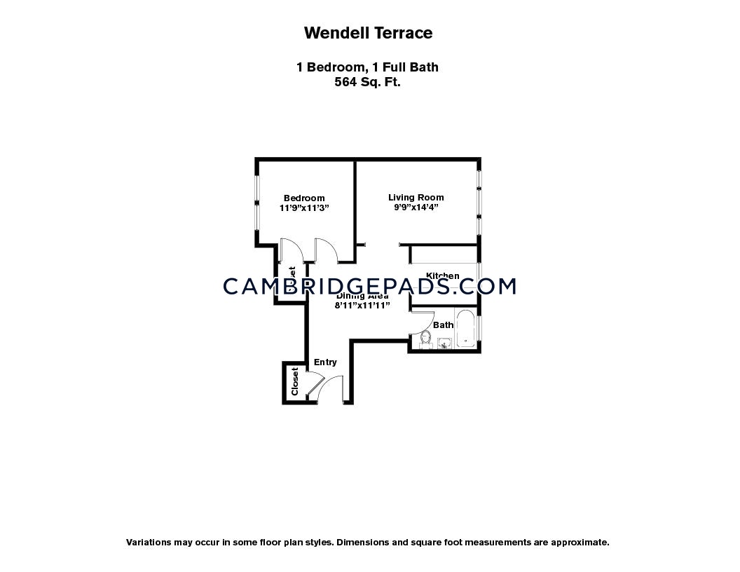 CAMBRIDGE - HARVARD SQUARE - $2,495