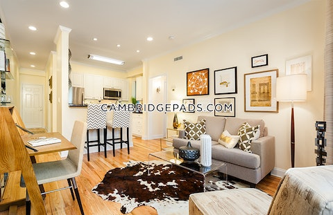 CAMBRIDGE - HARVARD SQUARE - $2,955