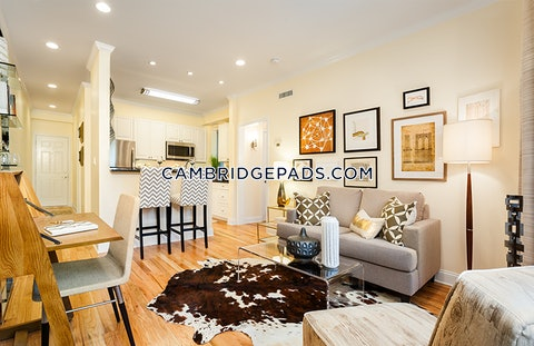 CAMBRIDGE - HARVARD SQUARE - $3,290