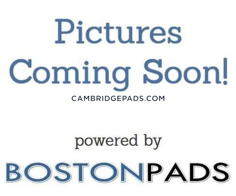 CAMBRIDGE - HARVARD SQUARE - $3,200