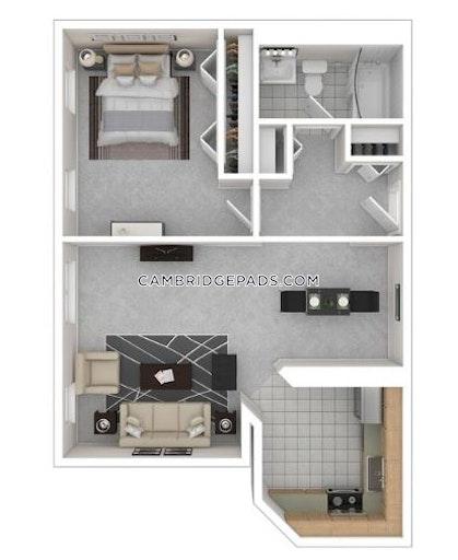 CAMBRIDGE - HARVARD SQUARE