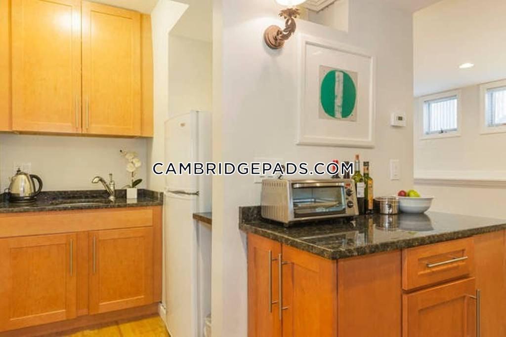 CAMBRIDGE - HARVARD SQUARE - $2,600
