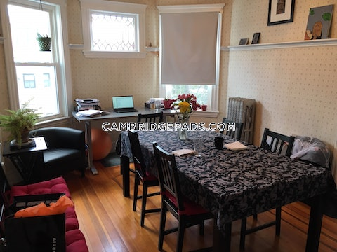 CAMBRIDGE - INMAN SQUARE - $4,300