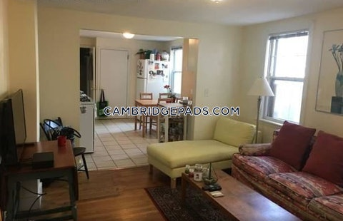 CAMBRIDGE - INMAN SQUARE - $3,000