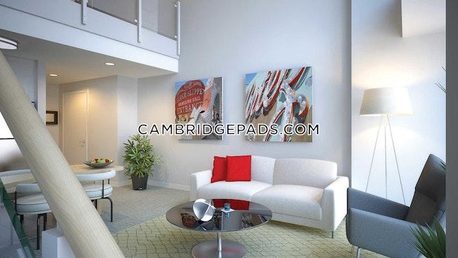 CAMBRIDGE - KENDALL SQUARE - $2,725 /mo