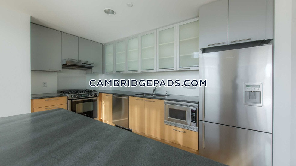 CAMBRIDGE - KENDALL SQUARE - $4,191