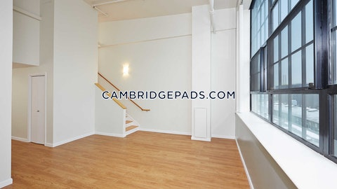CAMBRIDGE - KENDALL SQUARE - $2,835