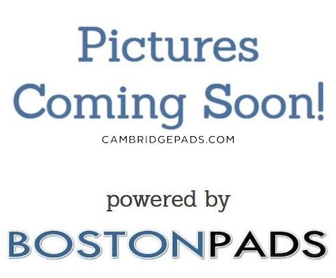 CAMBRIDGE - KENDALL SQUARE - $3,350