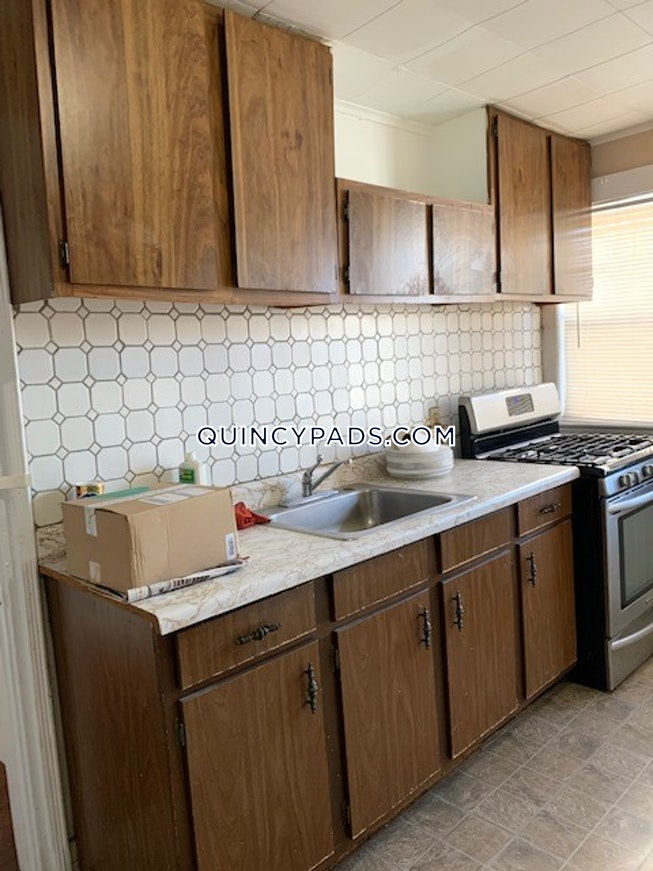 QUINCY - WOLLASTON - $1,650 /mo