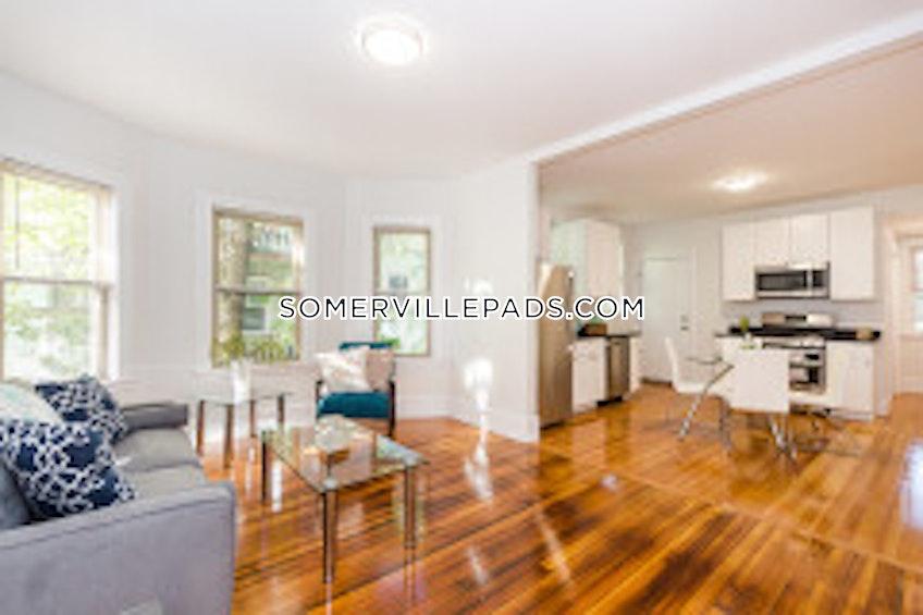 Somerville - $3,600 /month
