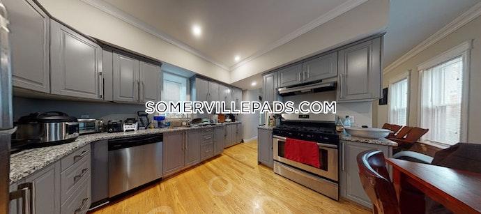 Somerville - 4 Beds, 2 Baths