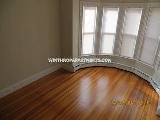 Winthrop, Massachusetts Apartment for Rent - $2,700/mo