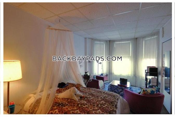 Back Bay Studio 1 Bath Boston - $1,695