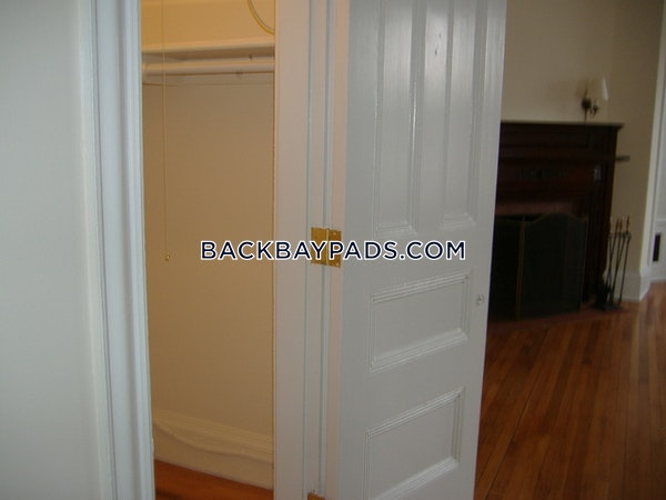Back Bay Apartment for rent 1 Bedroom 1 Bath Boston - $2,800