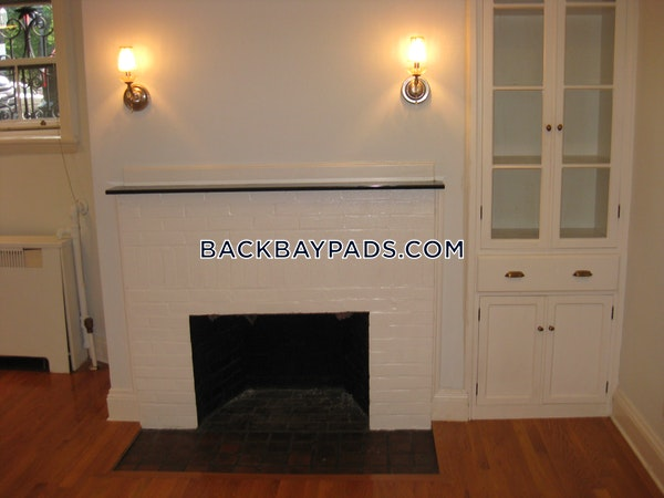 Back Bay Apartment for rent 1 Bedroom 1 Bath Boston - $2,350