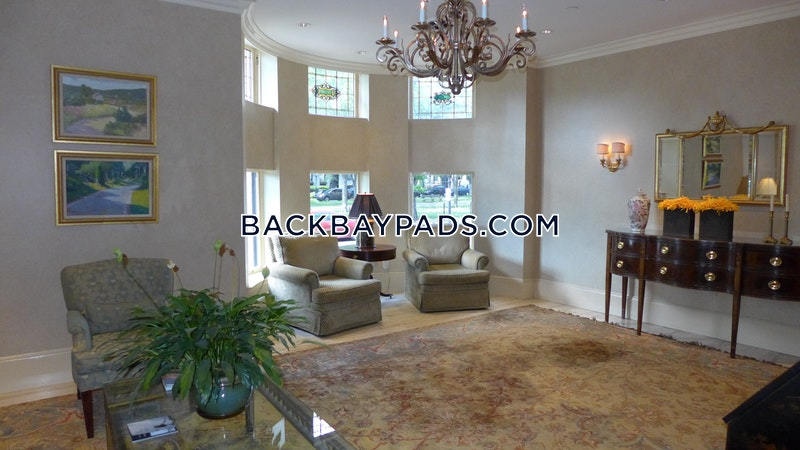 Back Bay Beautiful 1 Bed 1 Bath Boston - $2,900
