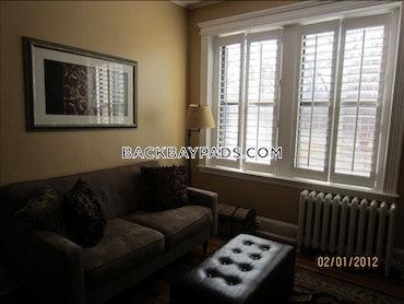 Back Bay, Boston, MA - Studio, 1 Bath - $2,500 - ID#3824982
