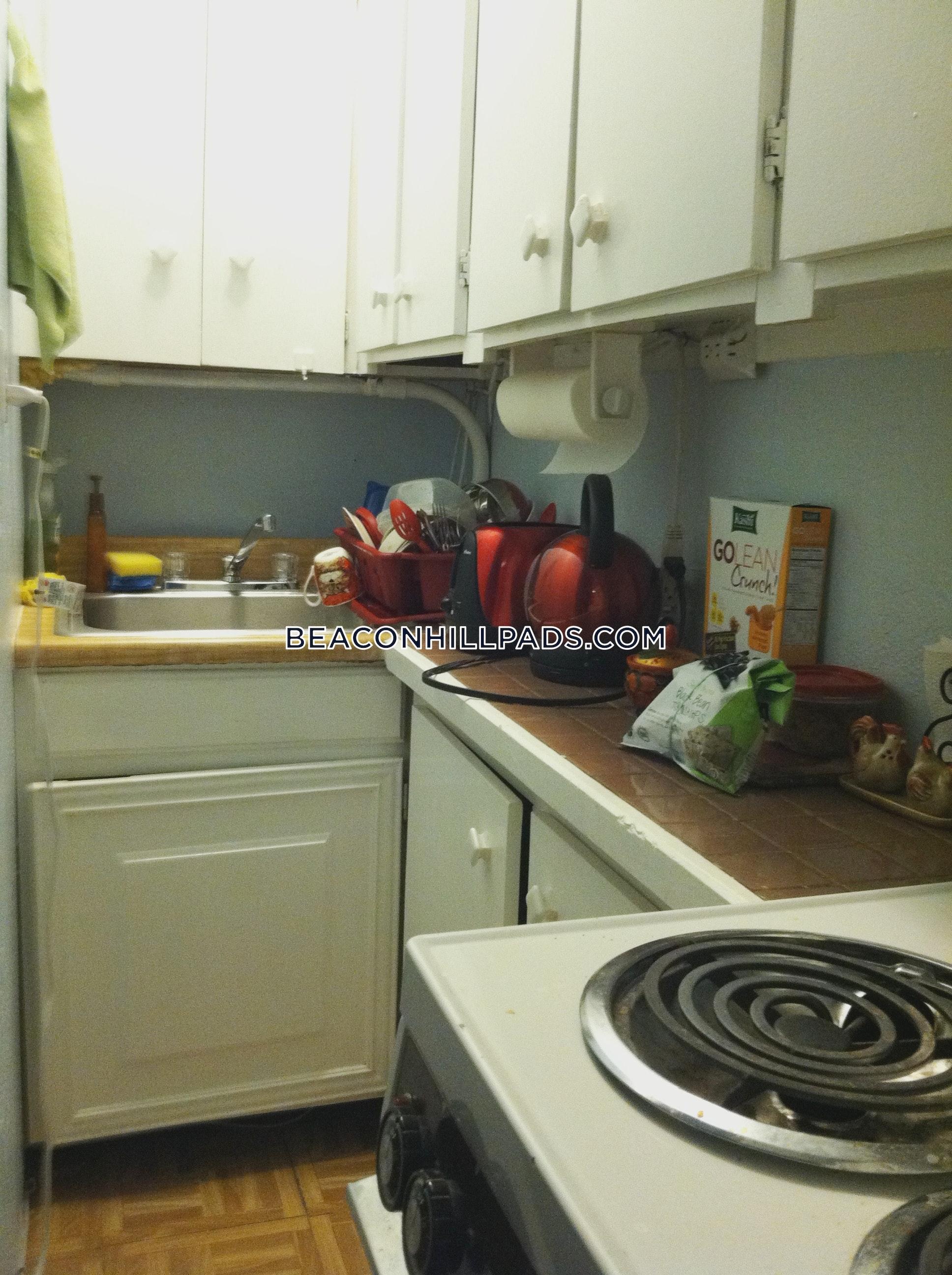 Beacon Hill Apartment for rent Studio 1 Bath Boston - $1,500