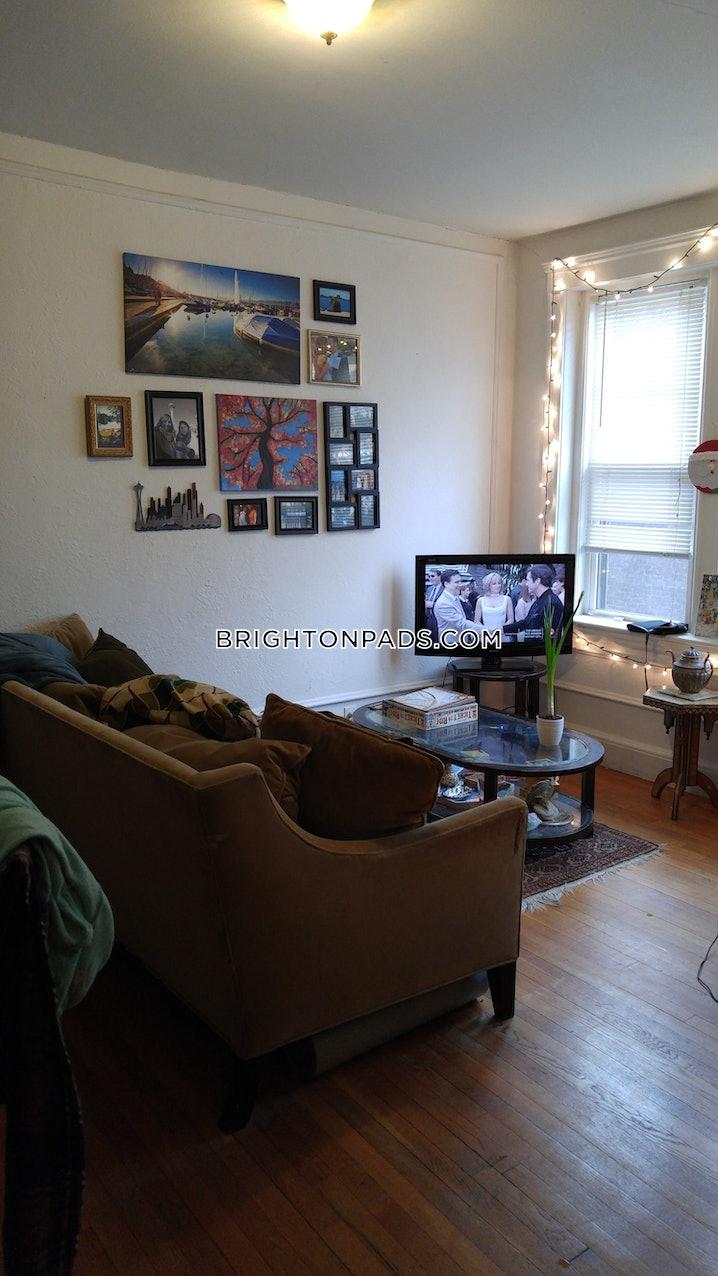 Boston - Brighton - Boston College - 1 Bed, 1 Bath - $2,300