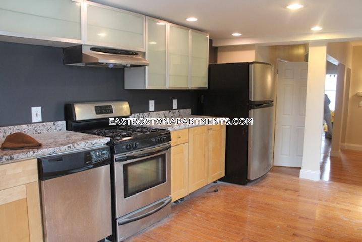 Boston - East Boston - Maverick - 5 Beds, 2 Baths - $3,900
