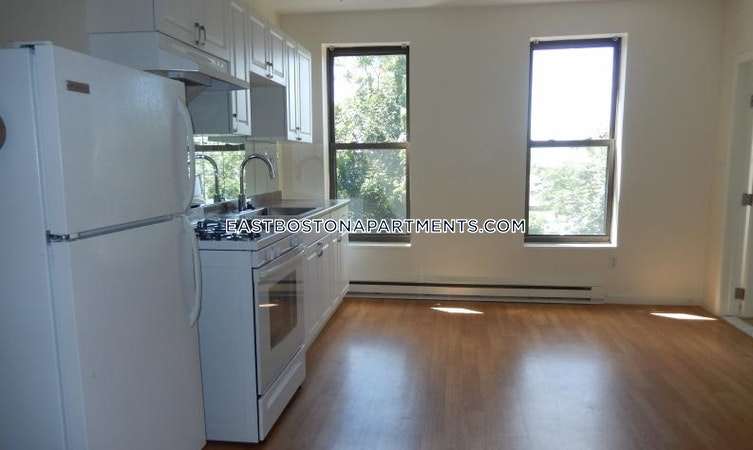 East Boston Apartment for rent 2 Bedrooms 1 Bath Boston - $2,800