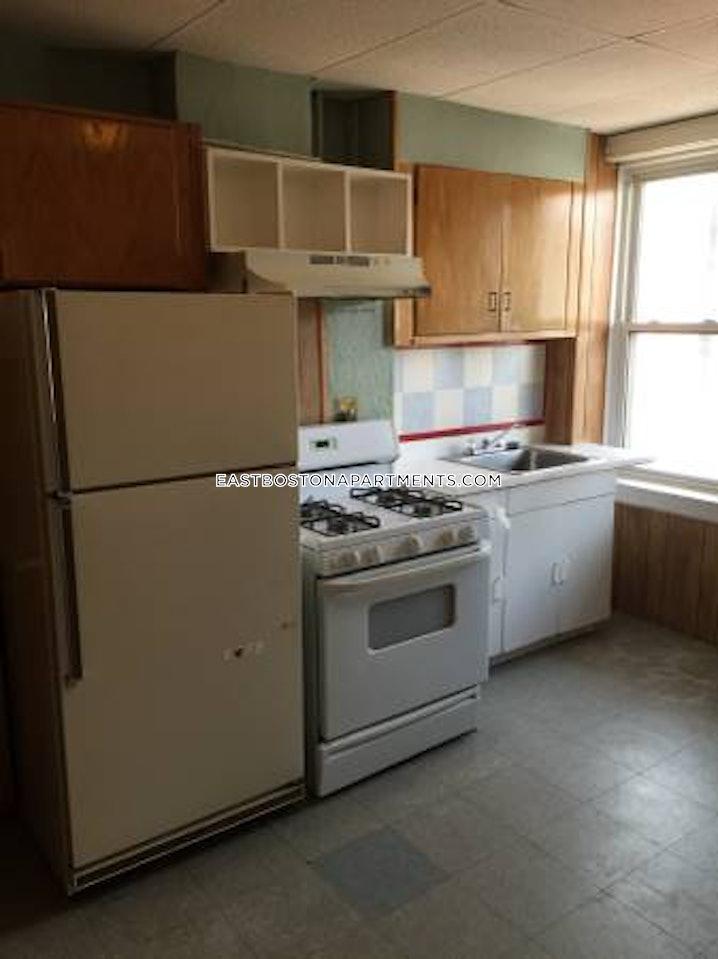Boston - East Boston - Maverick - 4 Beds, 1 Bath - $900