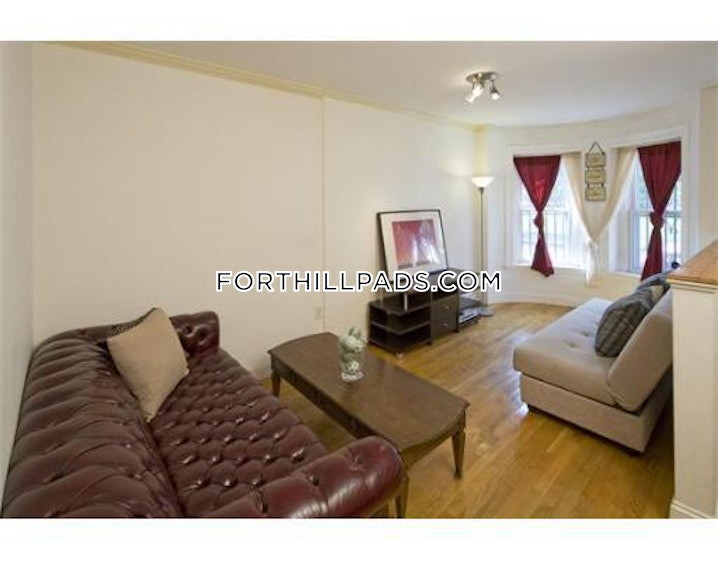 Boston - Fort Hill - 5 Beds, 3.5 Baths - $6,500