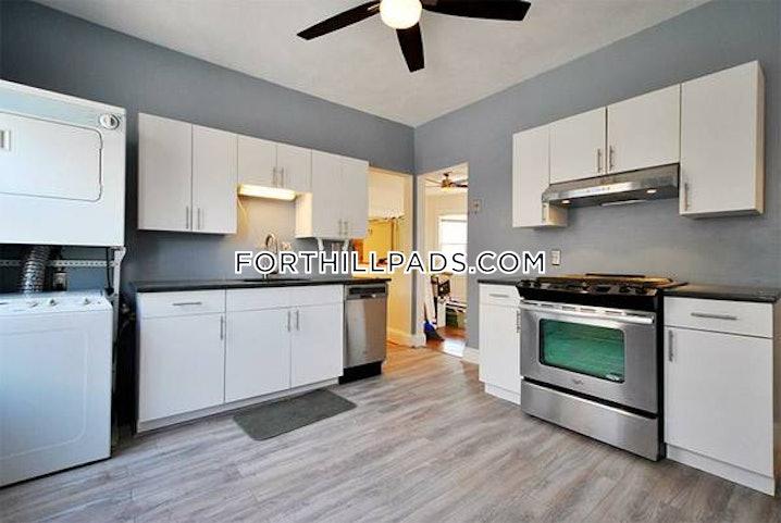 Boston - Fort Hill - 3 Beds, 1 Bath - $3,300
